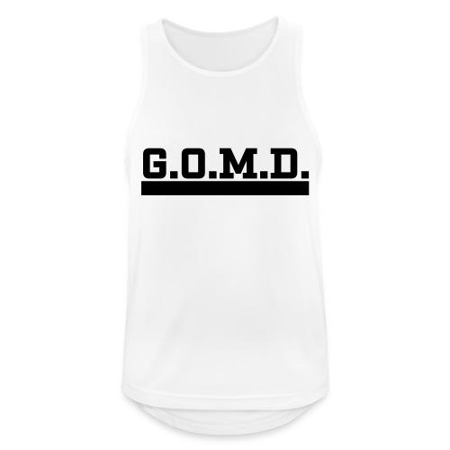 G.O.M.D. Shirt - Männer Tank Top atmungsaktiv