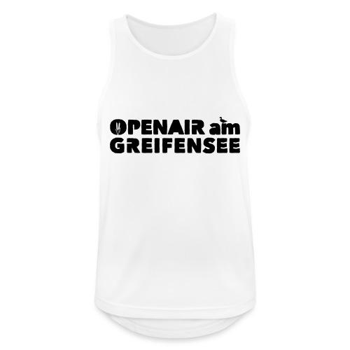 Openair am Greifensee 2018 - Männer Tank Top atmungsaktiv