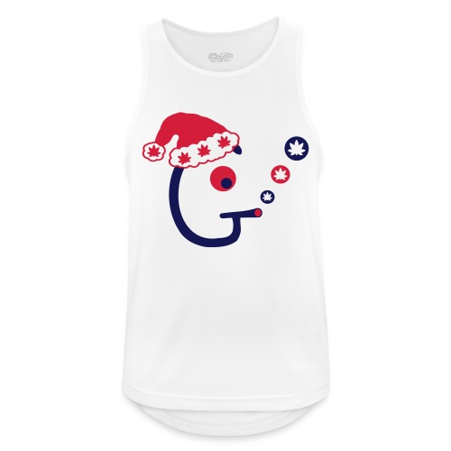Stoned for Christmas - Men's Breathable Tank Top