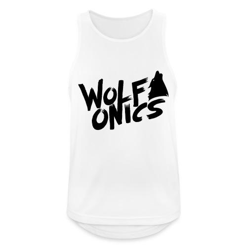 Wolfonics - Männer Tank Top atmungsaktiv