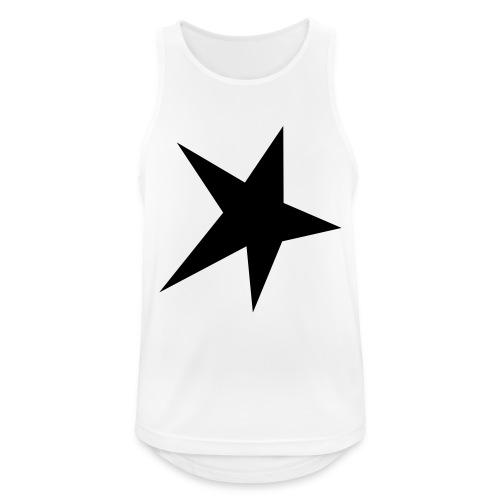 star_twinkle_twinkle - Mannen tanktop ademend