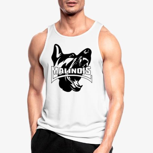 malinois - Débardeur respirant Homme