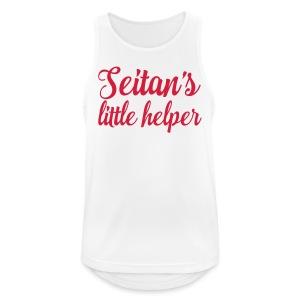 Seitan's Little Helper - Men's Breathable Tank Top