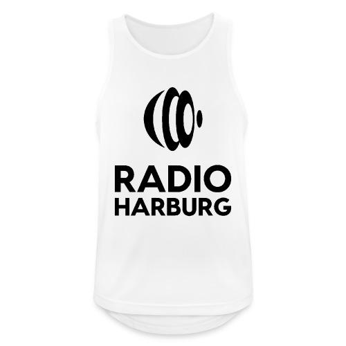 Radio Harburg - Männer Tank Top atmungsaktiv
