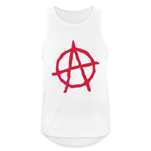 Anarchy Symbol - Men's Breathable Tank Top