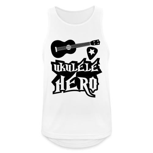 Ukelele Hero - Men's Breathable Tank Top