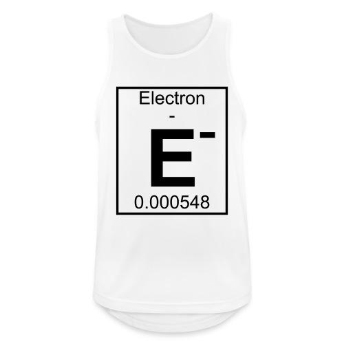 E (electron) - pfll - Men's Breathable Tank Top