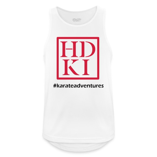 HDKI karateadventures - Men's Breathable Tank Top