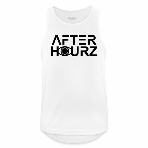 Afterhour Rave Partys Electronic Music Clubbing DJ - Männer Tank Top atmungsaktiv