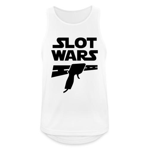Slot Wars - Männer Tank Top atmungsaktiv