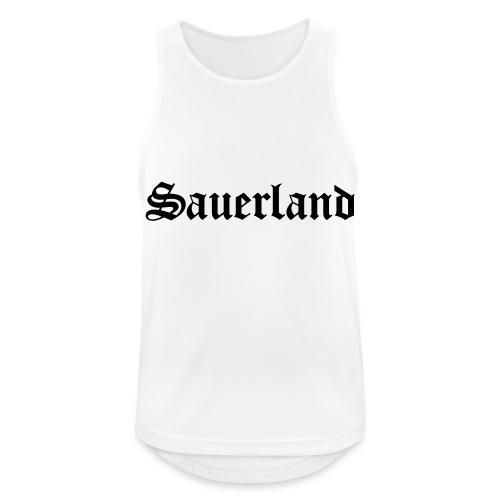 Sauerland - Männer Tank Top atmungsaktiv