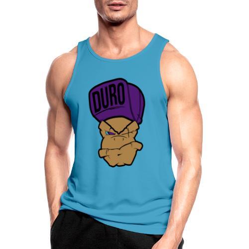 Duro Mono - Camiseta sin mangas hombre transpirable