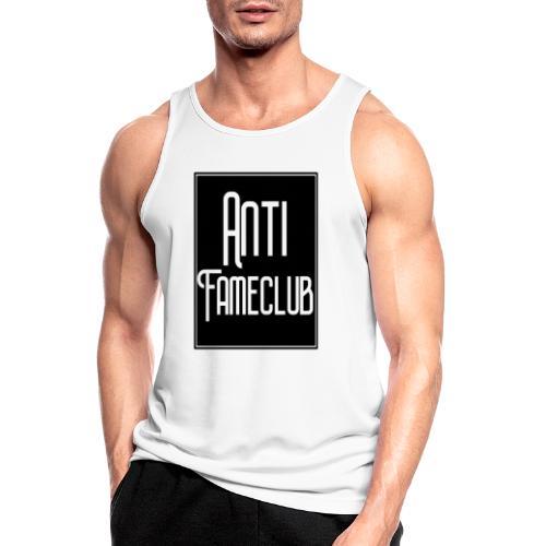Anti FameClub - Männer Tank Top atmungsaktiv