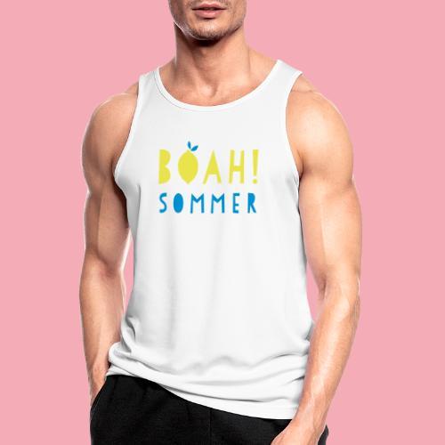 Boah! Sommer - Männer Tank Top atmungsaktiv
