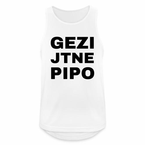 Ge zijt ne PIPO - Mannen tanktop ademend