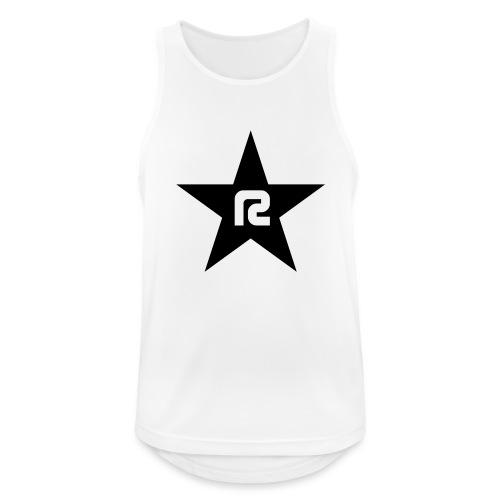 R STAR - Männer Tank Top atmungsaktiv