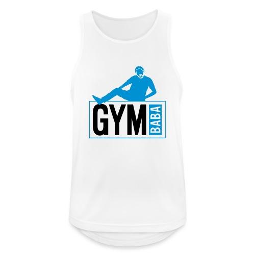 Gym baba 2 2c - Débardeur respirant Homme