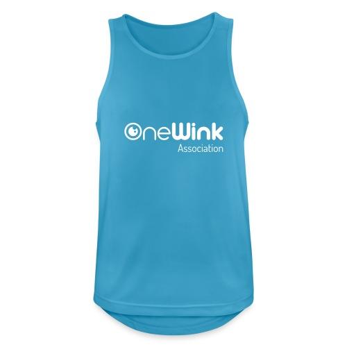 OneWink Association - Débardeur respirant Homme