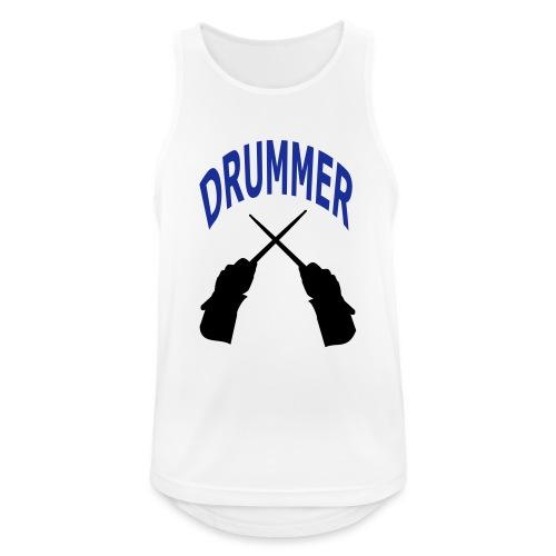 drummer - Débardeur respirant Homme