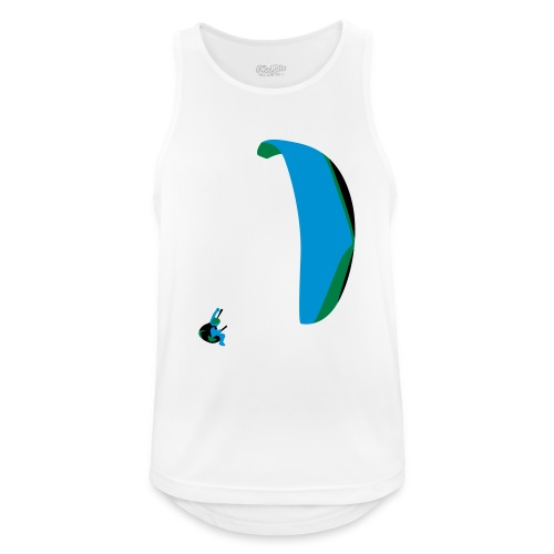 Akrobatik Paragliding - Men's Breathable Tank Top