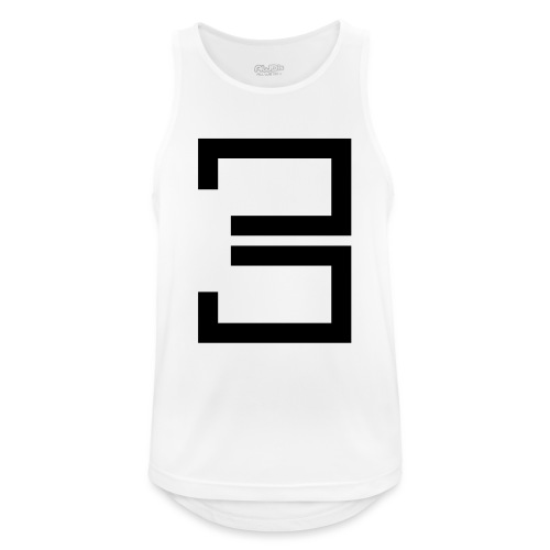 3 - Men's Breathable Tank Top