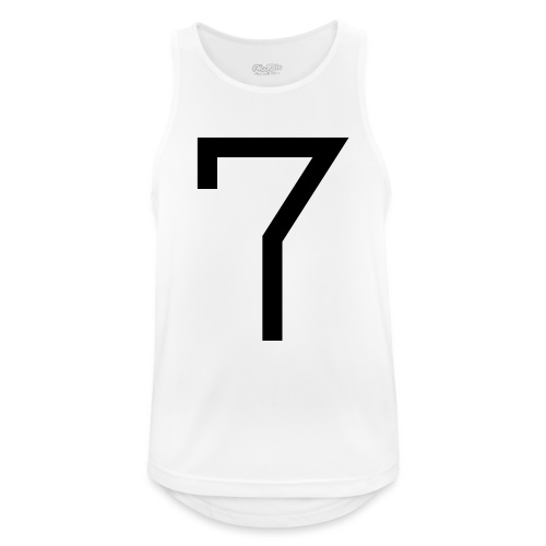 7 - Men's Breathable Tank Top