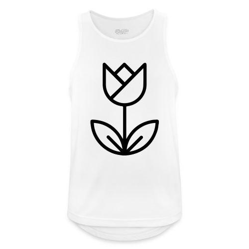 foundedroos - Men's Breathable Tank Top