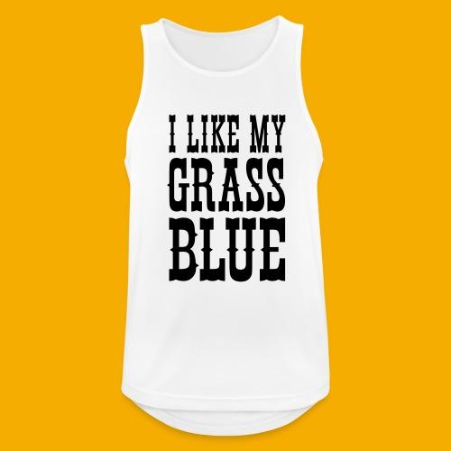 bluegrass - Mannen tanktop ademend actief