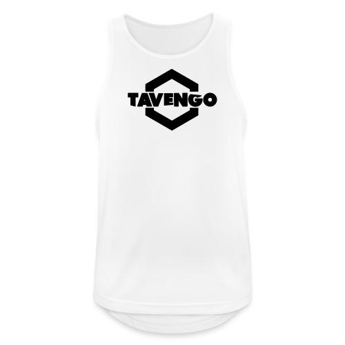 Tavengo Logo - Männer Tank Top atmungsaktiv