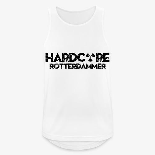 Hardcore Rotterdammer - Mannen tanktop ademend actief