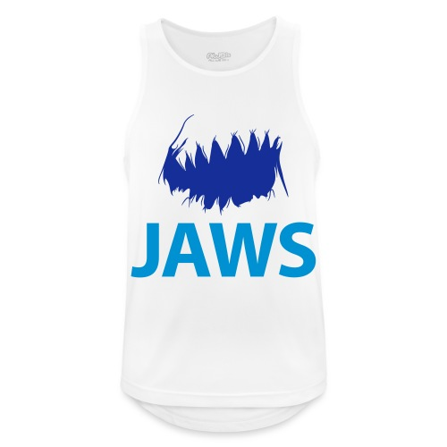 Jaws Dangerous T-Shirt - Men's Breathable Tank Top