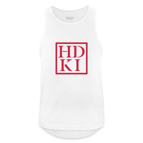 HDKI logo - Men's Breathable Tank Top