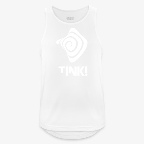 TINK! Music Logo - Men's Breathable Tank Top