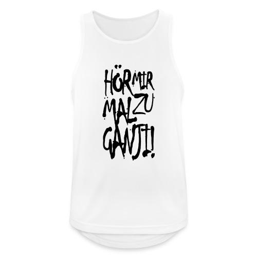 Ganji 1.0 / Der Kultspruch für dein Shirt - Männer Tank Top atmungsaktiv