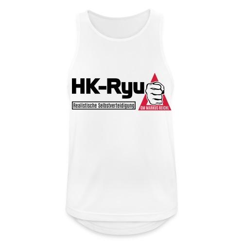 HK-RYU Basic - Männer Tank Top atmungsaktiv