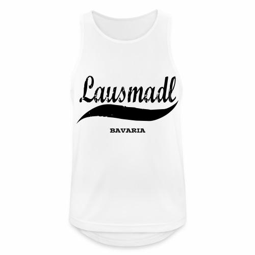 LAUSMADL BAVARIA - Männer Tank Top atmungsaktiv