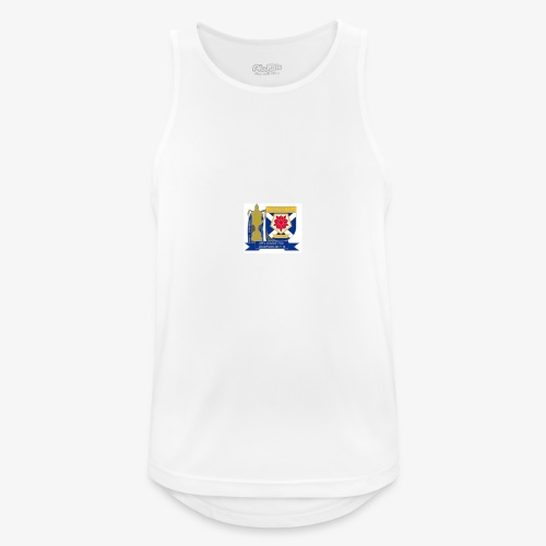 MFCSC Champions Artwork - Men's Breathable Tank Top