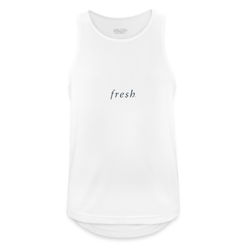 Fresh - Men's Breathable Tank Top