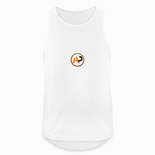 aaronPlazz design - Men's Breathable Tank Top