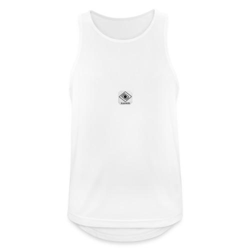 Illusion attire logo - Men's Breathable Tank Top