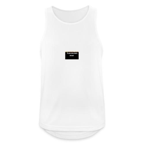 T-shirt staff Delanox - Débardeur respirant Homme