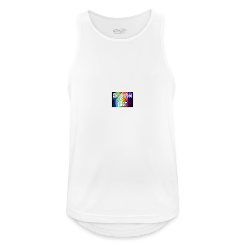 Chelmsford LGBT - Men's Breathable Tank Top