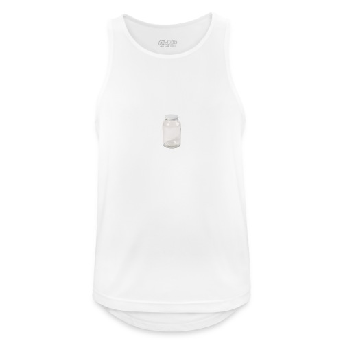 PLEASE FILL UP MY EMPTY JAR - Men's Breathable Tank Top