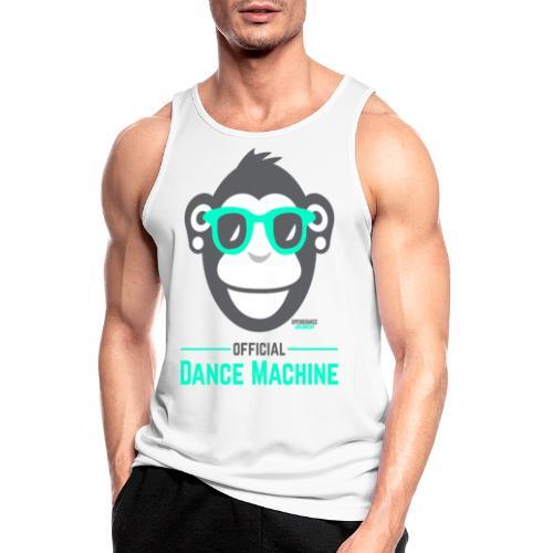 Official Dance Machine - Männer Tank Top atmungsaktiv