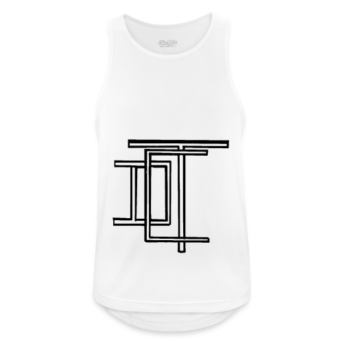merch - Men's Breathable Tank Top