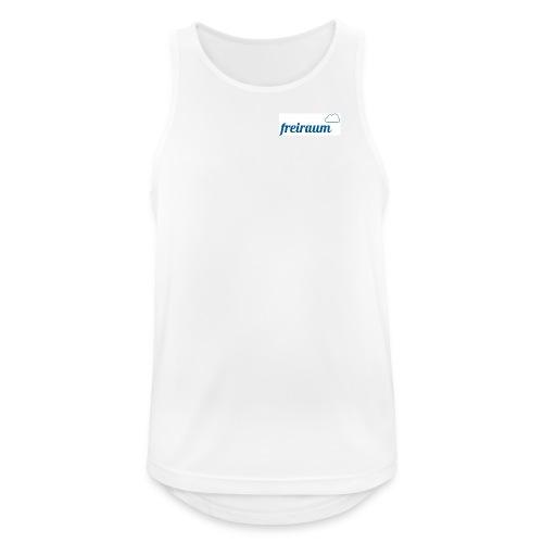 FREIRAUM-Yoga-Wear, damit macht Yoga einfach Spaß! - Männer Tank Top atmungsaktiv