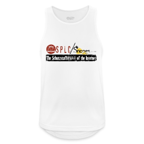 SPLC and SNOPES Schutzstaffel OF THE INTERNET - Men's Breathable Tank Top