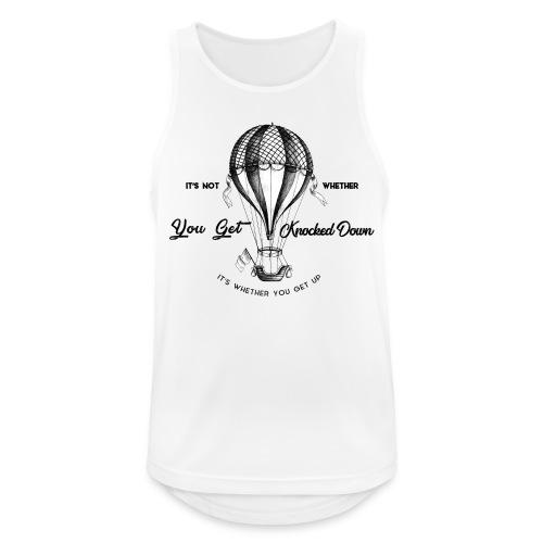 balon - Tank top męski oddychający