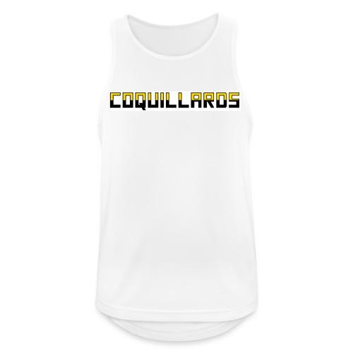 Coquillards - Männer Tank Top atmungsaktiv
