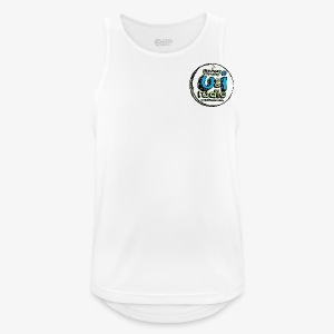 U & I Logo - Men's Breathable Tank Top